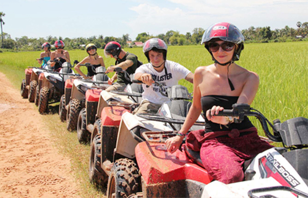 Amazing Quad Bike Adventure in Siem Reap - Angkor Focus Travel
