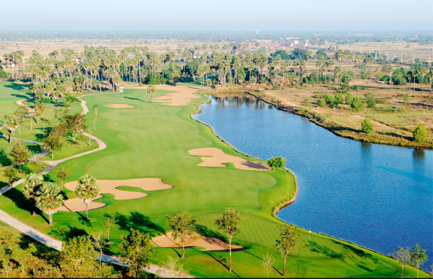 Angkor Golf Resort Attractions - Angkor Focus Travel