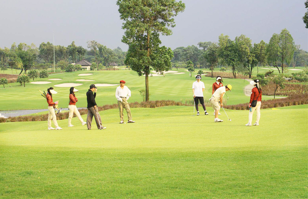 Angkor Golf Resort Tours - Angkor Focus Travel