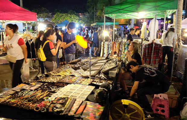 Angkor Night Market - Shopping - Angkor Focus Travel