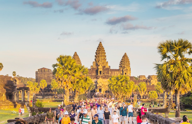 Angkor Wat Tours - Angkor Focus Travel