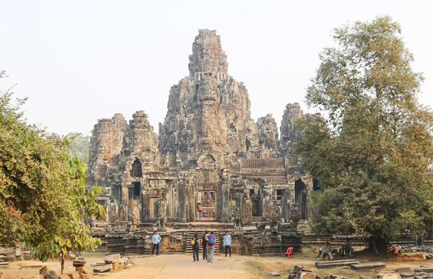 Bayon Temple Guide - Angkor Focus Travel