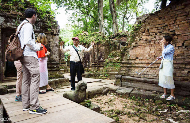 Beng Mealea Tourist - Angkor Focus Travel