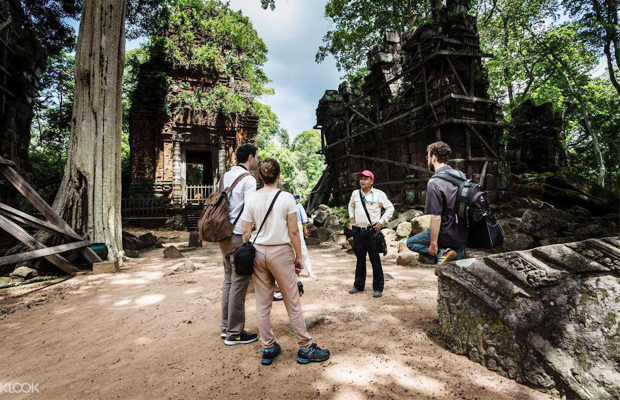 Beng Mealea Traveler - Angkor Focus Travel