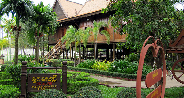 Cambodian Cultural Village - Khmer Home