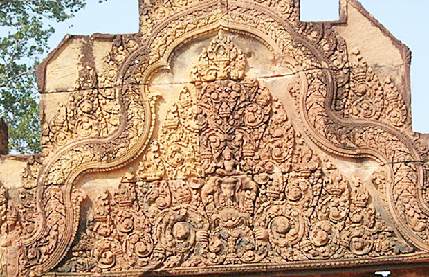 Cambodian Cultural Stone - Angkor Focus Travel