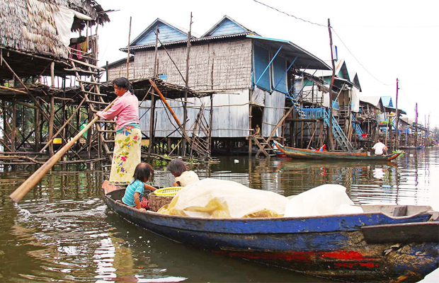 Chong Kneas Floating Village - Angkor Focus Travel