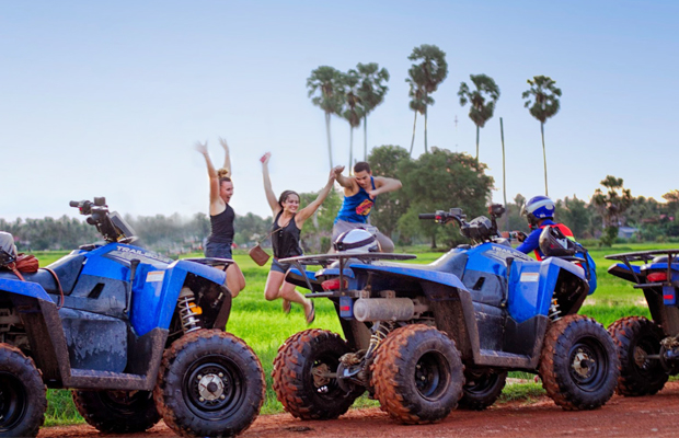 Flomo Adventure Tours Cambodia - Angkor Focus Travel