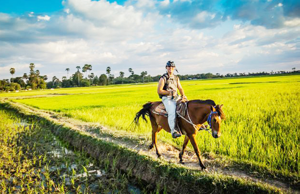 Horse Rides Tour in Angkor - Angkor Focus Travel