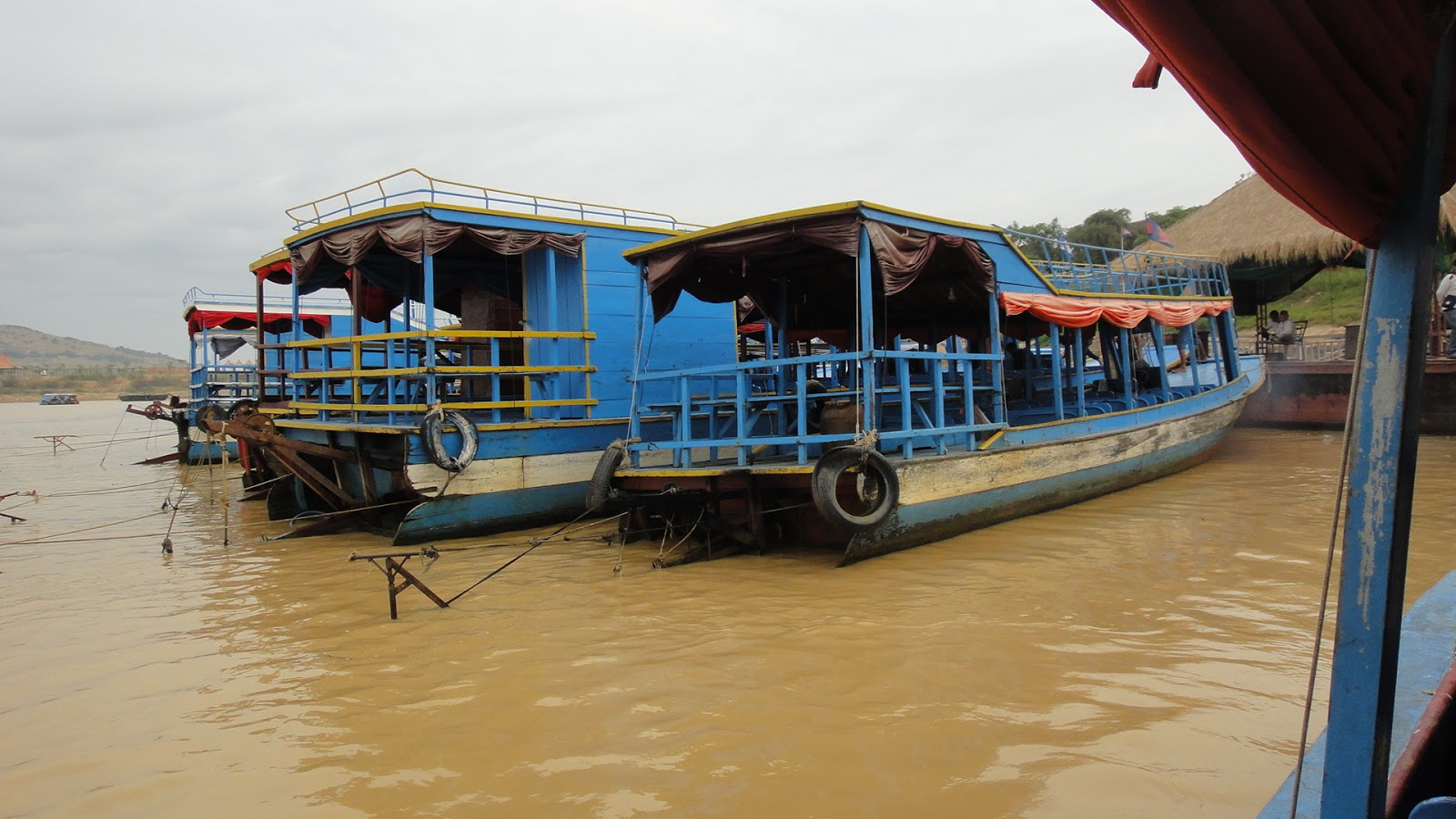 How to Get To Battambang Boat - Angkor Focus Travel
