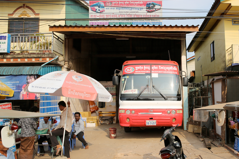 How to get to Koh Kong Bus - Angkor Focus Travel