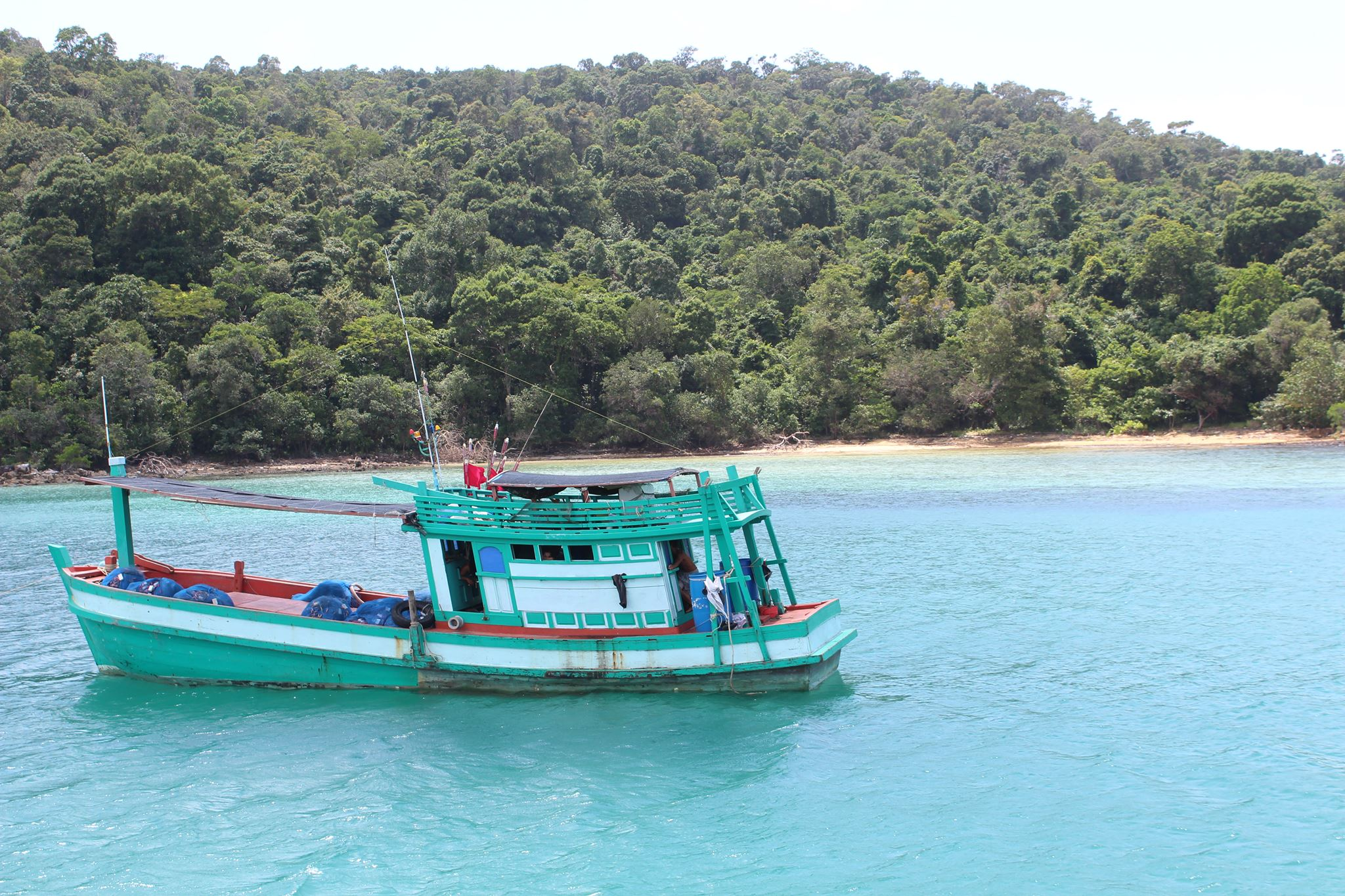 Introduction To Sihanouk ville Small Ship - Angkor Focus Travel