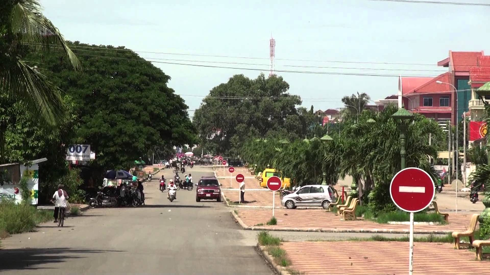 Introduction to Kampong Cham City - Angkor Focus Travel