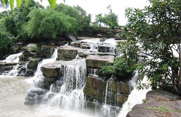 Kbal Chhay Waterfall 1 - Angkor Focus Travel