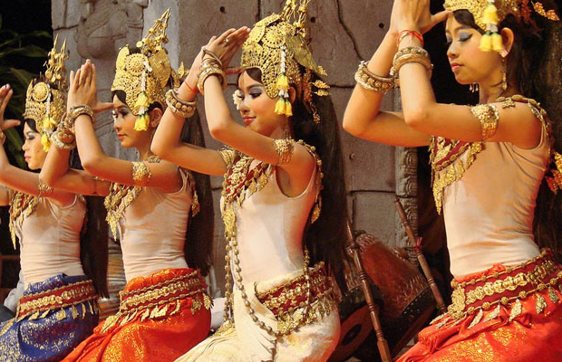 Khmer Traditional Apasara Dance - Angkor Focus Travel