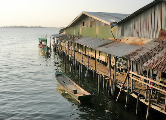 Koh Kong Introduction Riverside - Angkor Focus Travel