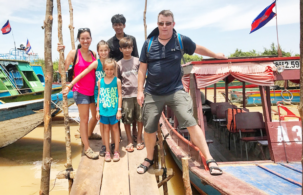 Kompong Phluk Floating Village Traveler - Angkor Focus Travel