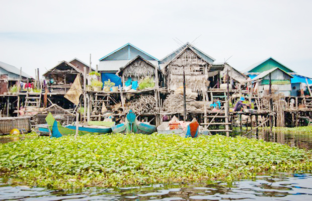Kompong Phluk Floating Village - Angkor Focus Travel