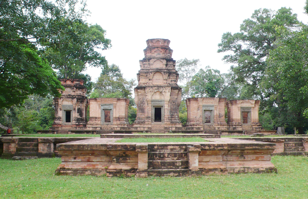 Kravan Temple Secret Tours - Angkor Focus Travel