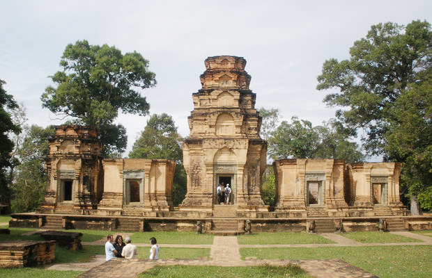 Kravan Temple Siem Reap - Angkor Focus Travel