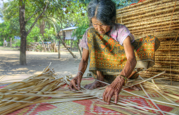 Osmose Khmer Handicraft - Angkor Focus Travel