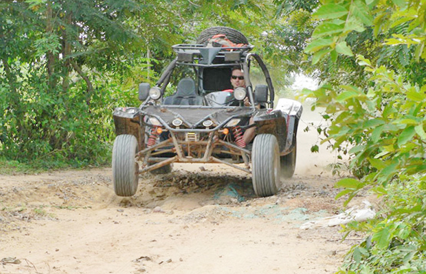Phnom Kulen Buggy Adventures - Angkor Focus Travel