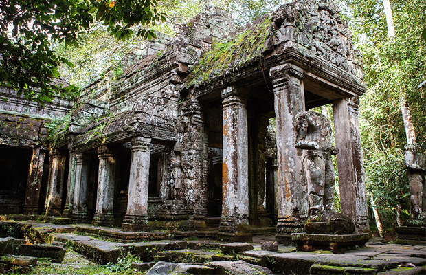 Preah Khan Discovery Tours - Angkor Focus Travel