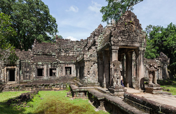 Preah Khan Temple - Angkor Focus Travel