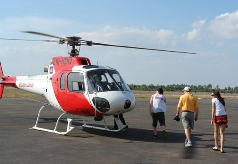 Siem Reap Helicopter Tours