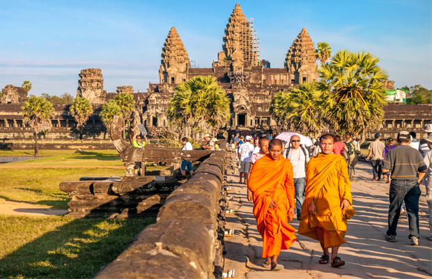 Siem Reap, Angkor Wat Temple - Angkor Focus Travel