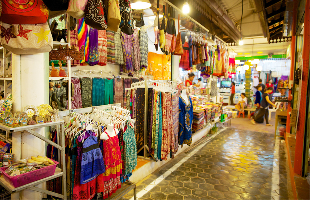 Siem Reap Art Market - Shopping - Angkor Focus Travel