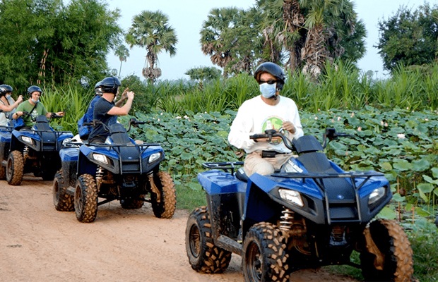 Siem Reap Buggy Adventures - Angkor Focus Travel