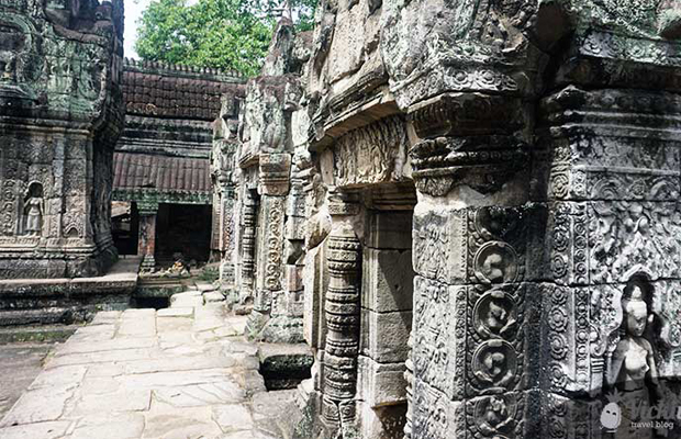 Siem Reap Temple - Angkor Focus Travel
