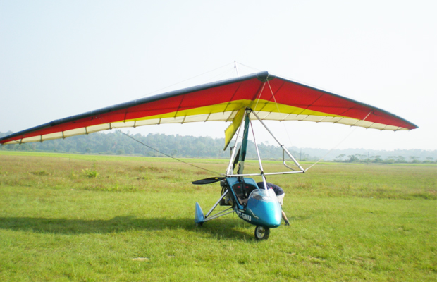 Sky Venture Microlights Siem Reap - Angkor Focus Travel