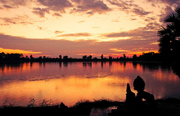 Srah Srang Sunset Secret - Angkor Focus Travel