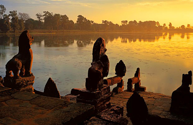 Srah Srang Tours - Angkor Focus Travel