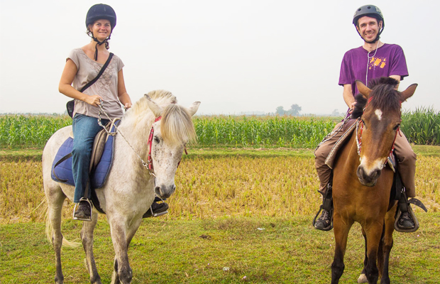 The Happy Ranch Horse Farm - Countryside Tours - Angkor Focus Travel
