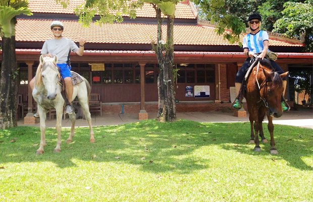 The Happy Ranch Horse Farm - Angkor Focus Travel