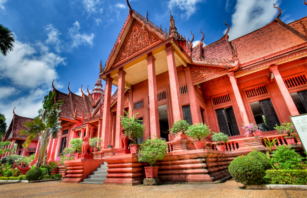 The National Museum Phnom Penh Tourist - Angkor Focus Travel