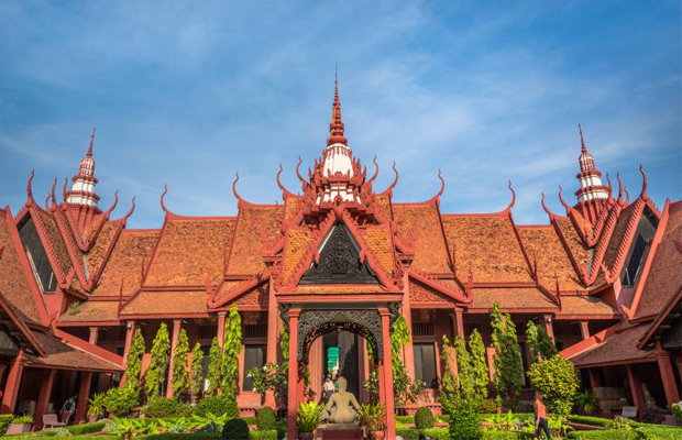 The National Museum Phnom Penh - Angkor Focus Travel