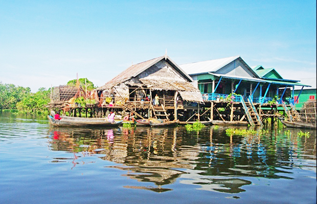 Tonle Sap Attraction - Angkor Focus Travel