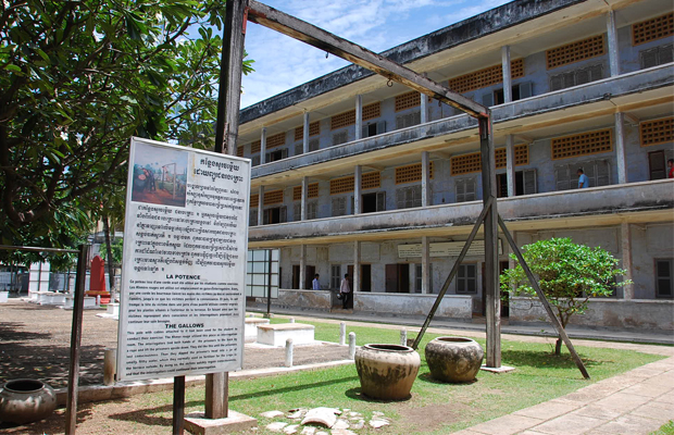 Tuol Sleng Genocide Museum 4 - Angkor Focus Travel