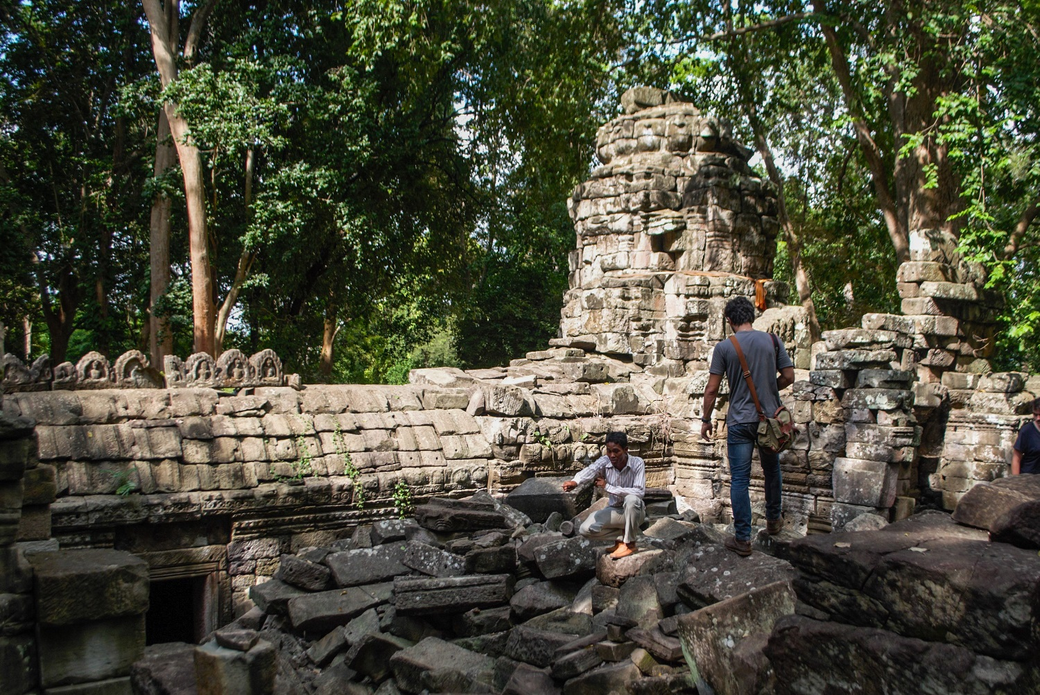 What to See In Banteay Meanchey Banteay Chhmar Temple - Angkor Focus Travel