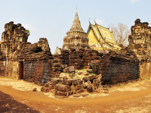 What to see in Kampong Cham Temple - Angkor Focus Travel