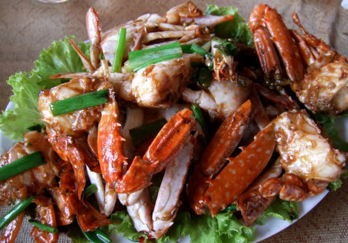 Where to eat in Koh Kong Crab Food 2 - Angkor Focus Travel