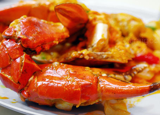 Where to eat in Koh Kong Crab - Angkor Focus Travel