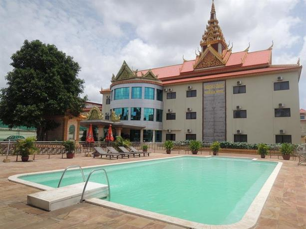 Where to stay in Kampong Cham Hotel - Angkor Focus Travel