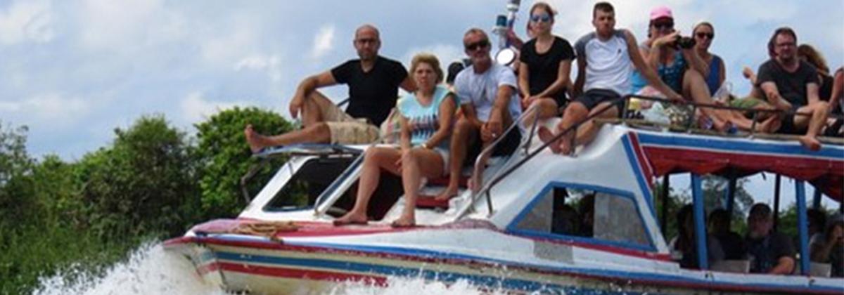 Angkor Express Boat Trip