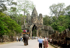 Cambodia Cycling Tours 2 Days