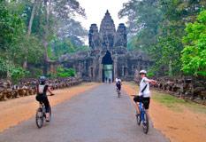 Siem Reap Cycling Tours 2 Days